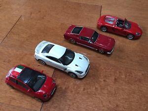 Petites voitures métal