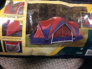 Large 7 person tent with 2 beds- GREAT FOR CAMPING