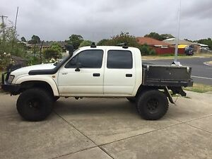 97 Toyota hilux Geelong Geelong City Preview