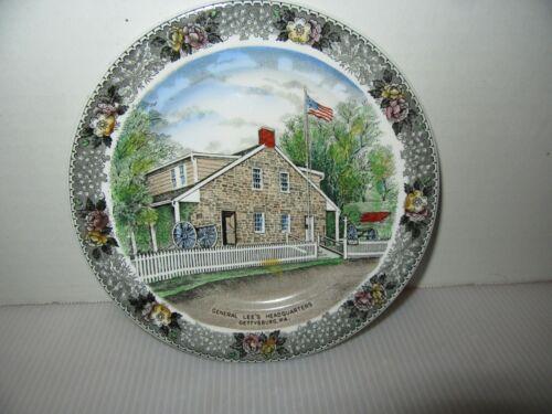 "7"" Collectors Plate-General Lee"