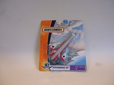 VINTAGE MATCHBOX 'SKY BUSTER' HYPERSONIC JET - K.7516 - NEW AND SEALED PACKAGE