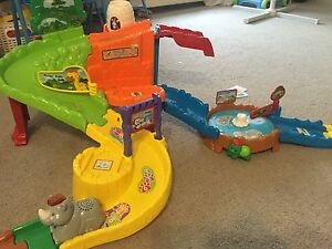 Vtech Animal Race Set