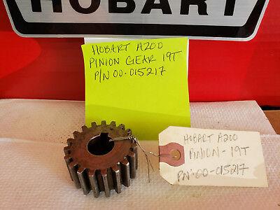 Hobart 20 Qt Mixer Parts A200 Pinion Gear 19 Tooth
