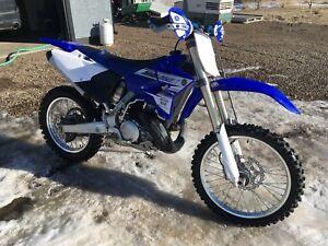 Yamaha YZ 250x