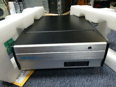 Verint Edge Vr 200a Network Video Recorder Hardware 2tb