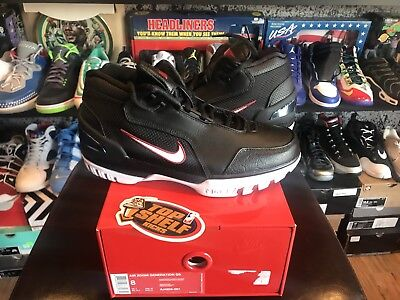 Ds new nike Air Zoom Generation Lebron James Kings Rock Authentic Retro Vtg Nba