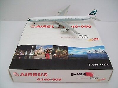 Cathay Pacific  Phoenix   A340 600 1 400  Very Rare