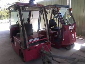 Toyota CBT6 Tow Tractor - Hardly Used x 2 for sale Bethania Logan Area Preview