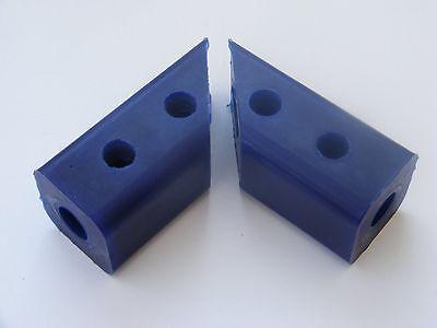 Taurus Underpinner Blue Clamp Pads