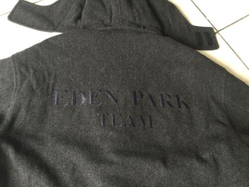 Duffle-coat eden park taille m/l gris/noir bon état