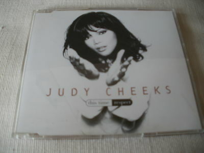 Judy Cheeks   This Time Respect   1995 Positiva Dance Cd Single