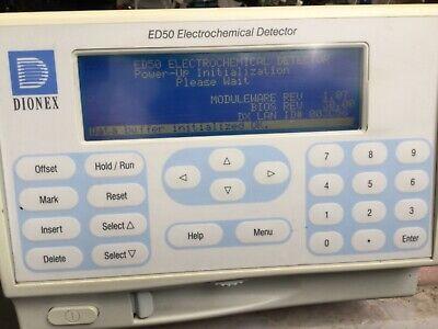 Dionex Ed50 Hplc Chromatography Electrochemica