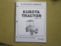 Kubota B21 Backhoe Loader Tractor | Kubota Backhoe Loader