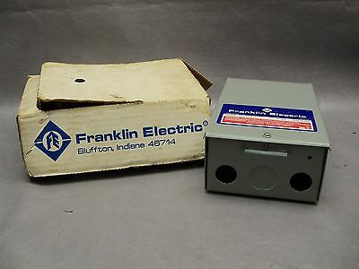 Franklin Electric 12 Hp 230v 2801074915 Submersible Motor Control