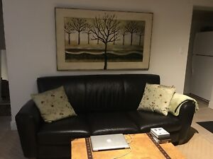 Great Fully Furnished Bachelor apartment at Yonge and Sheppard