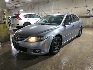 2006 MAZDA 6 Sport For Sale! Great Condition