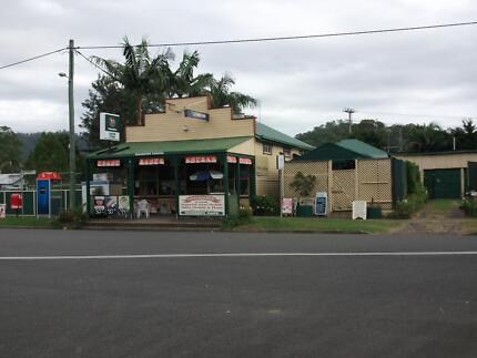 General Store plus large 4 bedroom house-POA