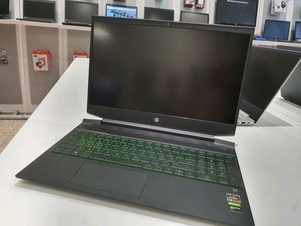 Laptop, Notebook, HP Pavilion, Gaming, GTX 1660, Garantie in Weissach