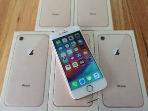 Apple iPhone 8 64gb Gold, New, Boxed, Factory unlocked
