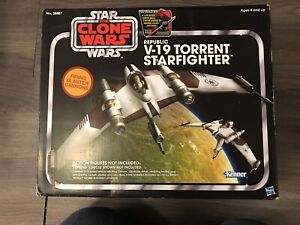 Star clone wars V-19 torrent star fighter
