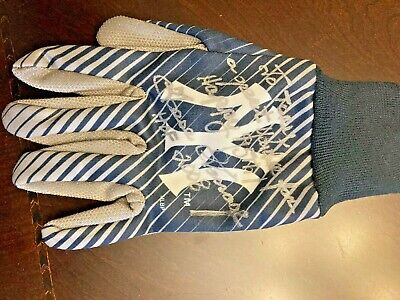 GOOSE GOSSAGE AUTOGRAPHED YANKEES GLOVE NEW YORK YANKEES INSCRIBED