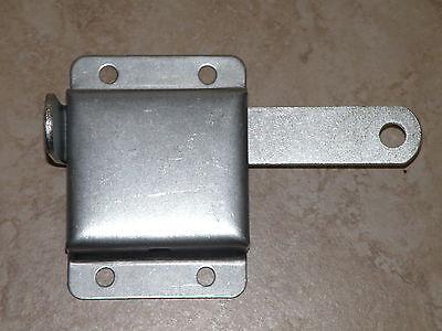 Garage Door Interior Slide Lock - Track Lock - Free shipping!! ()