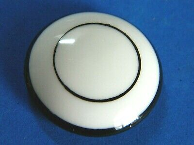 wGray and White Swirls 8 for Sale Large Oval Black Glass Bead 18 mm x 12 mm
