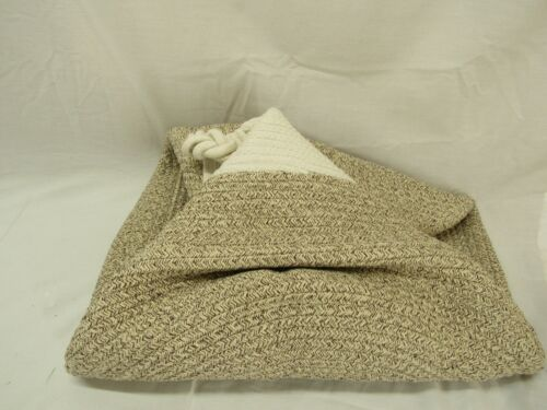 Piper and Olive Woven Cotton Rope Laundry Basket - XXXL