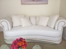 Lounge suite with chaise lounge Manly Brisbane South East Preview