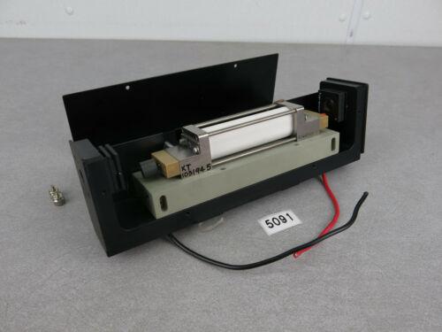 Yag FlashLamp Laser & Newport Optics