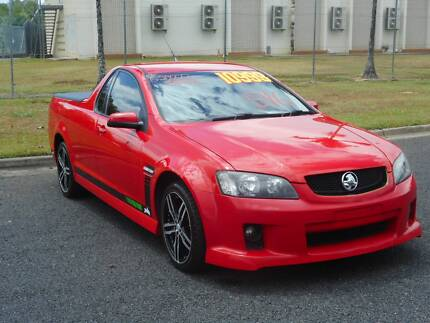 HOLDEN COMMODORE SV6 6 SPEED MANUAL