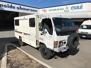 2000 Isuzu NPS 4x4 motorhome Wangara Wanneroo Area Preview