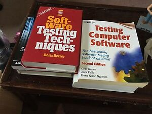 5 Software QA Testing Reference Books