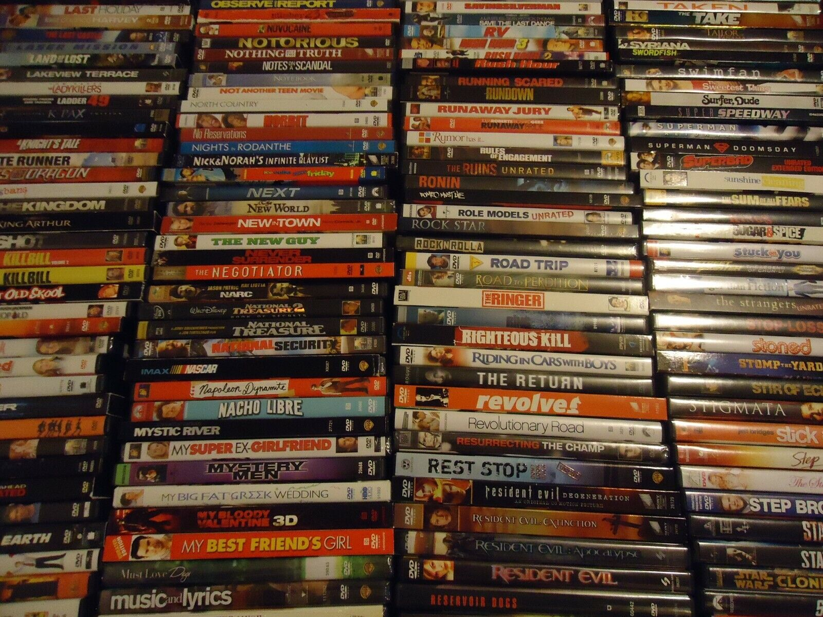 DRAMA MOVIES You Choose $1.99/each or less + 2.75 FLAT RATE
