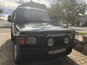 2002 Land Rover Discovery SEII
