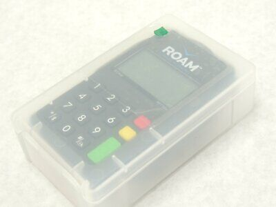 Ingenico Roam Rp750x Mobile Chip Pin Credit Card Reader Terminal Ac Euc Read