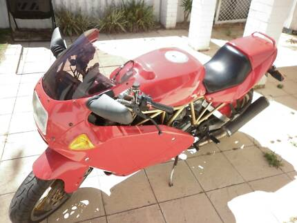 DUCATI SS900 1995 WA reg Stirling Stirling Area Preview