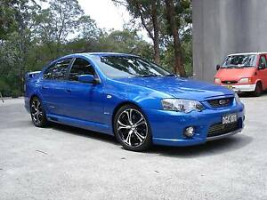 2005 Ford FPV F6, Immaculate 1 owner, Only 12481 Klm's Bligh Park Hawkesbury Area Preview