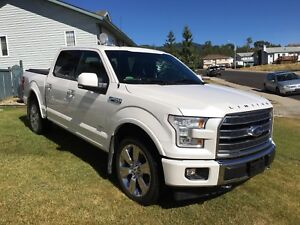 2017 F150 Limited Ecoboost