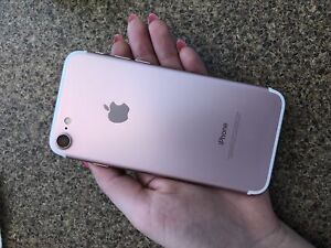 Iphone 7 rose gold 32g