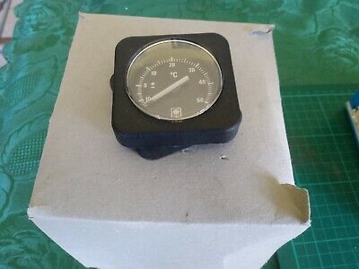 VDO  Marine Water Temperature Gauge 48 mm face x nato stock never used