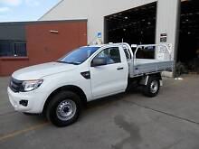 Single Cab 2.4 Ute Trays Wingfield Port Adelaide Area Preview
