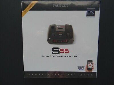 جهاز كشف الرادار بالليزر Escort Passport S55