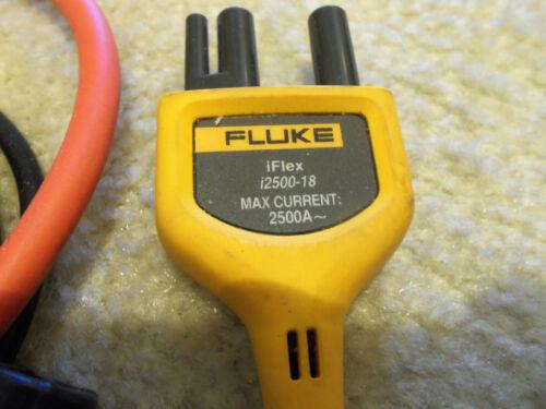 "Fluke I2500-18 IFlex Flexible Current Probe 18"""