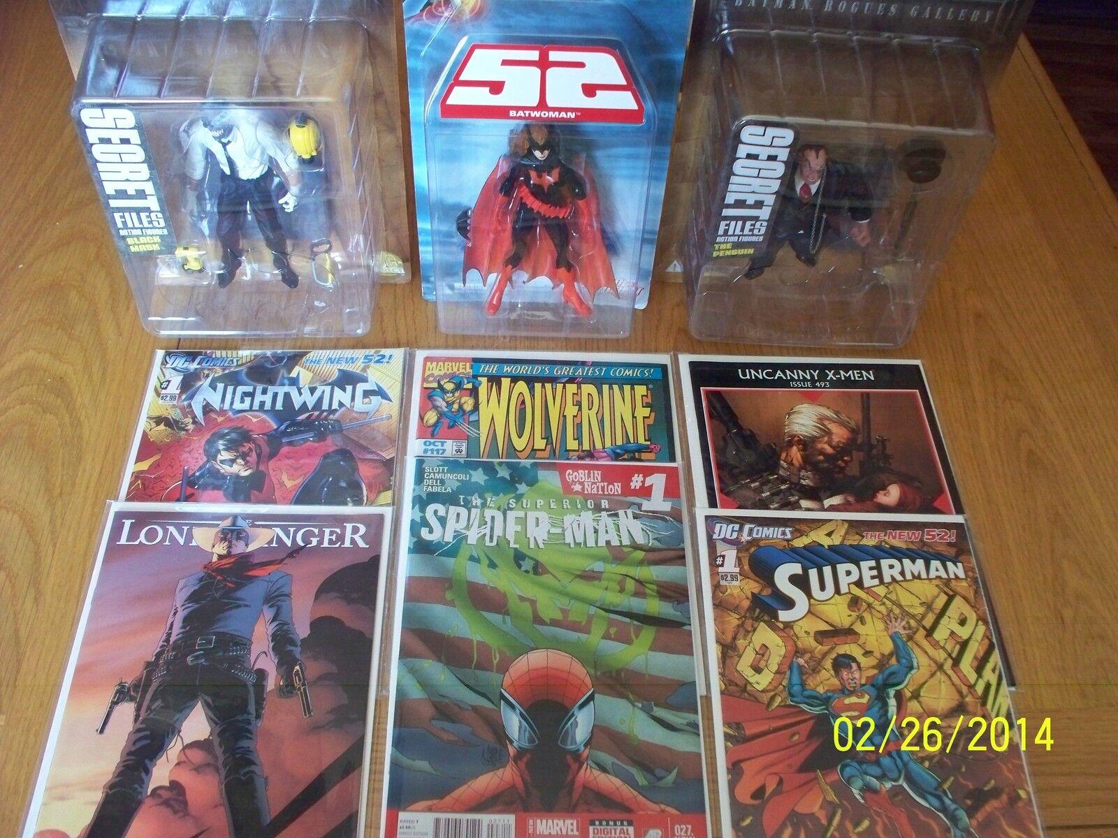 Ric's Comics