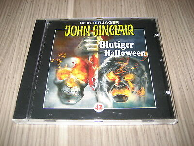 er John Sinclair 42 Blutiger Halloween (K3 Halloween)