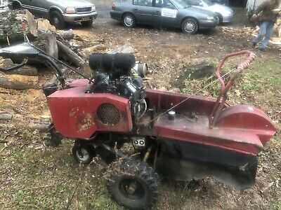 Vermeer Stump Grinder - Sc206 - New Motor