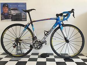 2015 Specialized S-WORKS Tarmac Vincenzo Nibali LTD special edit. Hurstville Hurstville Area Preview