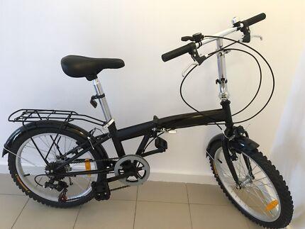 NEW! Folding Bike