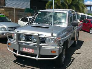 2007 Toyota LandCruiser Ute Winnellie Darwin City Preview